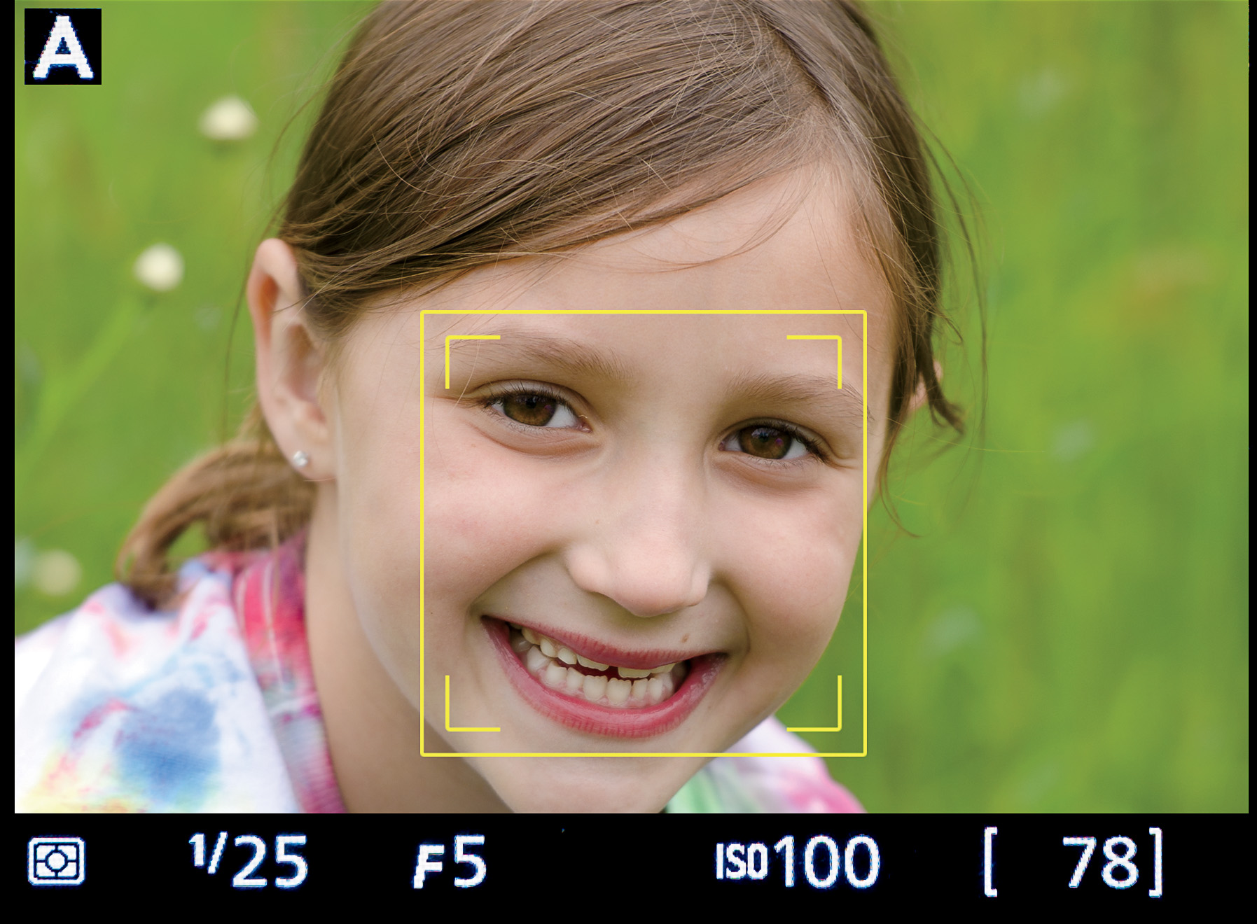 Face Detection with Live View | Settings and Features to