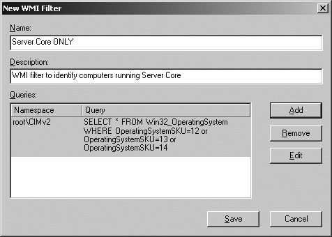 Remote Management in Windows Server 2008 Server Core