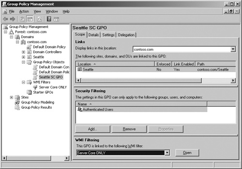 Remote Management in Windows Server 2008 Server Core | Microsoft