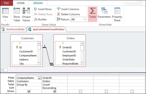 Extend Microsoft Access Applications to the Cloud: Creating