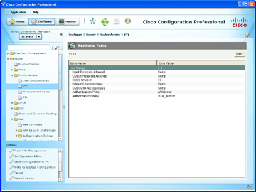 Foundation Topics > Securing the Management Plane on Cisco IOS Devices