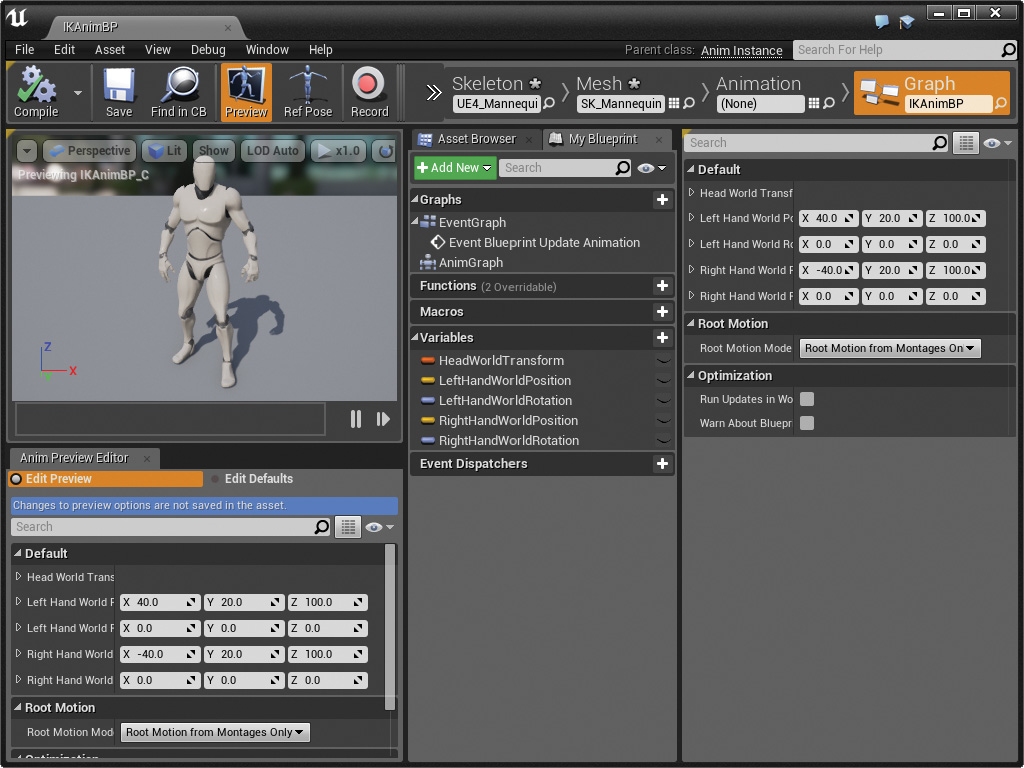 Setting up hand ik character inverse kinematics informit malvernweather