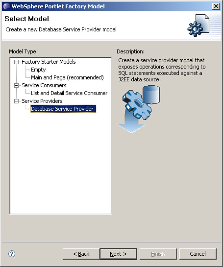 Tutorial 7 2: Create and Test a Portlet That Accesses a