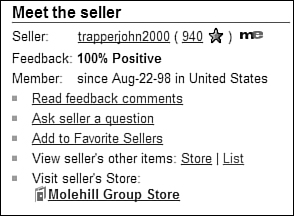 Trick 62 Link To Your Other Listings Tricks For Promoting Your Ebay Business Informit
