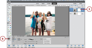 layer masks in photoshop elements 10