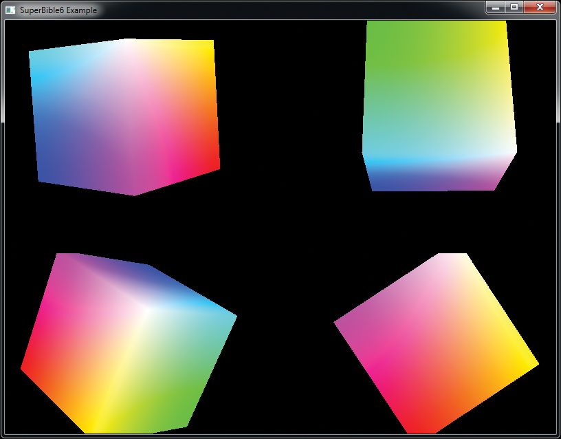 Geometry Shaders | Primitive Processing in Open GL | InformIT