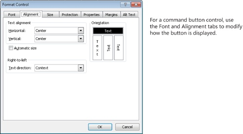 Working with Macros and Forms in Microsoft Excel 2010