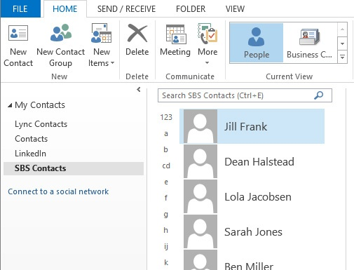 how to create an unsubscribe link in outlook