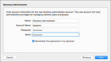 OS X Server Essentials 10 10: Configuring Open Directory
