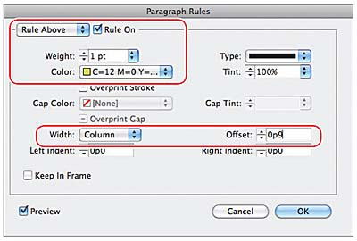how to show snap lines in indesign