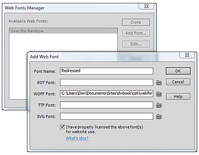 how to add keywords in dreamweaver cs6