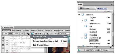 how to create a mobile website in dreamweaver cs6