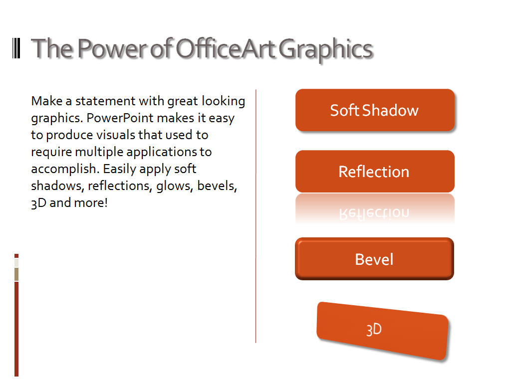 Using PowerPoint 2003 and 2007 Together: Preparing for InfoComm 2007