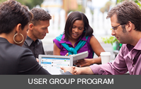 User Group Program