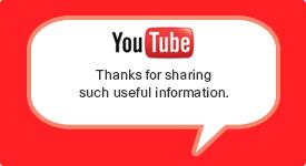 YouTube Testimonial