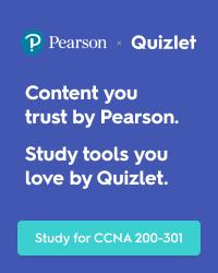 Quizlet Prep Pack 1: Cisco CCNA 200-301 Certification