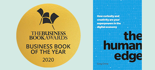 Business Book of the Year: The Human Edge