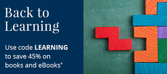Save 45% in the Back to Learning Sale from Cisco Press