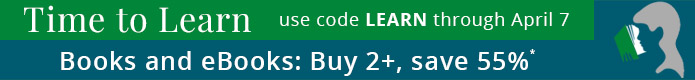 Buy 2, Save 55% on Books and eBooks* in the Time to Learn Sale from Pearson IT Certification