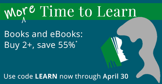 Buy 2, Save 55% in the More Time to Learn Sale from Pearson IT Certification
