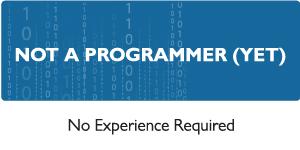 Not A Programmer (Yet)
