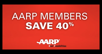 AARP Members: Save 40% from InformIT