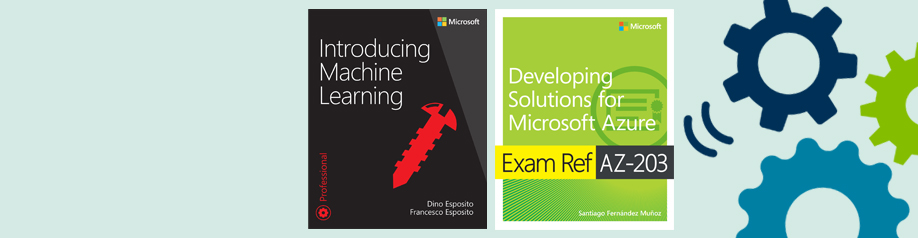 Save 40% on developer books and 50% on eBooks when you use discount code BUILD during checkout*.