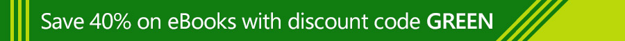 Earth Day Sale: Save 40% on eBooks from Microsoft Press