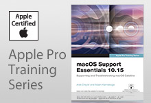 Apple Certified, Apple Pro Training Series