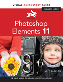 Adobe Photoshop Elements: Visual QuickStart Guide