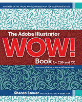 The Adobe Illustrator WOW! Book for CS6 + CC