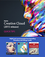 Download a Free Adobe Creative Cloud (2015 release) eBook Sampler from Peachpit and Adobe Press