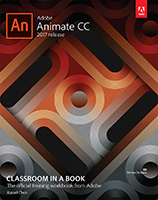 Adobe Animate CC Classroom in a Book (2016 release)
