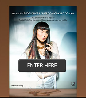 Martin Evening's The Adobe Photoshop Lightroom Classic CC Book