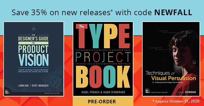 Save 35% on new release books and eBooks