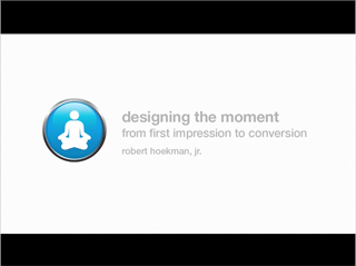 Designing the Moment: From First Impression to Conversion