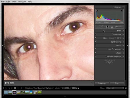 Photoshop Lightroom 3: Video QuickStart Guide