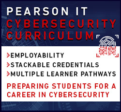 Pearson IT Cybersecurity Curriculum