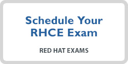 Schedule your Red Hat RHCE exam